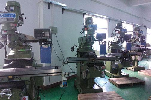 机械加工(非标产品生产)