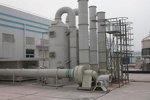 废气治理设备的研发,生产